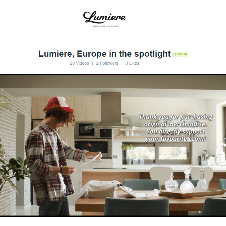 Lumiere lastest news